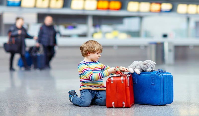 Why You May Be Stopped Taking Your Children Abroad After Divorce